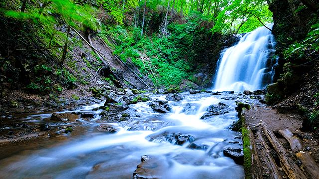 waterfall-in-karuizawa
