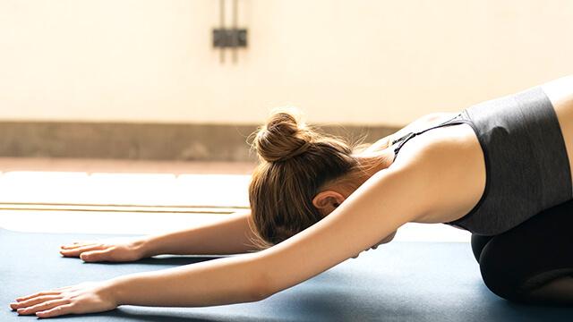 a-woman-doing-yoga